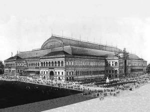 Exposition Universelle, Paris 1855