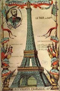 La Tour Eiffel et l'exposition de 1889