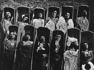 Cadavres exquis, La Semaine Sanglante, 1870