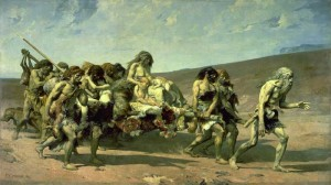 Caïn, Fernand Cormon - Musée d'Orsay