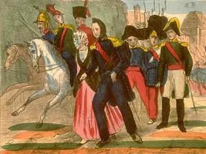 Fuite de Louis-Philippe