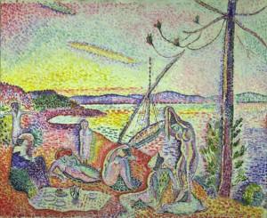 Luxe, calme et volupté de Henri Matisse - Musée d'Orsay