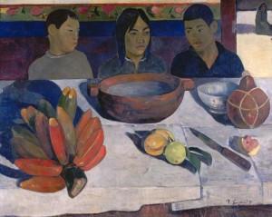 Le repas de Paul Gauguin - Musée d'Orsay