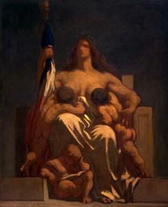 La République de Daumier