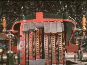 Turbine à vapeur de Rateau © Musée des arts et métiers, l'Album