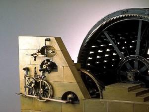 moteur hydaulique © musée des arts et métiers, l'Album