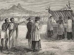 Messe au Sénégal