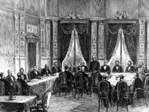 le congrès de Berlin de 1878