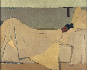 Au lit de Vuillard - Musée d'Orsay