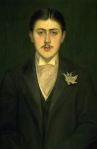 Marcel Proust par Jacques-Émile Blanche - Musée d'Orsay