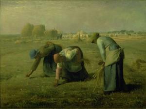 Des glaneuses de Jean-françois Millet - Musée d'Orsay