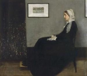 La mère de l'artiste de James Whistler - Musée d'Orsay