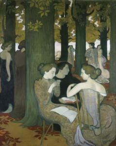 Les Muses de Maurice Denis - Musée d'Orsay