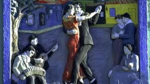 Le tango, Buenos-Aires