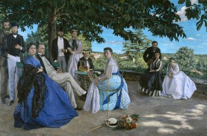 Réunion de famille de Frédéric Bazille - Musée d'Orsay
