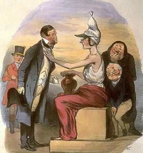 Le suffrage universel en 1848