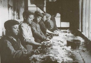 Travail des enfants au XIXe