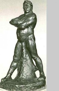 Balzac d'Auguste Rodin, Musée d'Orsay
