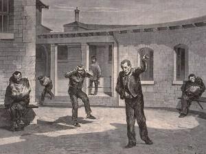 L'hôpital de la salpétrière au XIXe