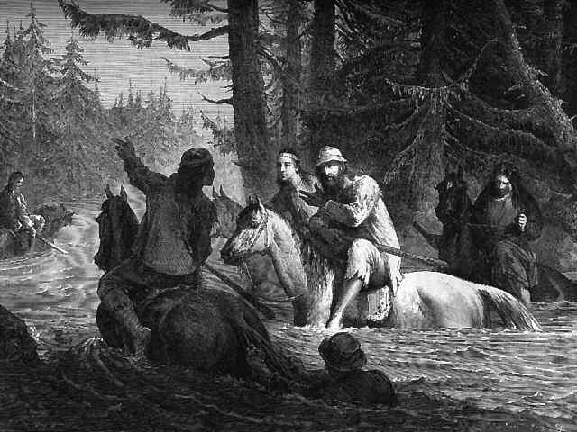 Le Canada au XIXe