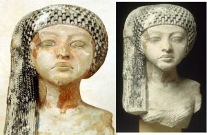 Une princesse de la famille Akhénaton - Musée du Louvre
