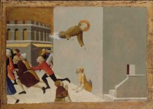 Le bienheureux Ranieri de Sassetta - Musée du Louvre
