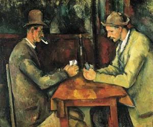 Les joueurs de cartes de Paul Cézanne - Musée d'Orsay