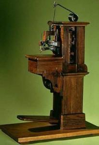 La machine à coudre de Thimonnier - Musée des Arts et métiers, l'Album
