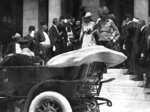 Assassinat de l'archiduc à Sarajevo