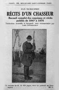 Récits d'un chasseur de Ivan Tourgueniev