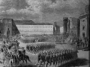 Proclamation du royaume d'Italie