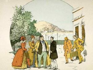 Le voyage de Monsieur Perrichon de Labiche
