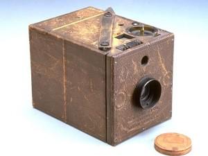 Appareil photo Brownie Kodak © Musée des arts et métiers, l'Album