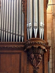 orgue de Poitiers