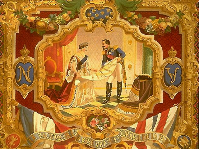 1860 trait de commerce franco anglais se conna tre for Chambre de commerce franco britannique londres
