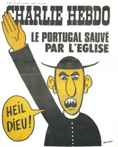 Charlie Hebdo N° 248 - dessin de Wolinski