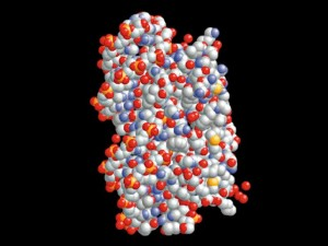 molecule © Aspirine, un comprimé de chimie
