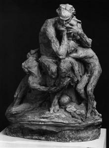 Ugolin et ses fils - Carpeaux