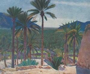 oasis en Algérie