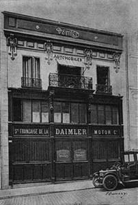 La société Daimler
