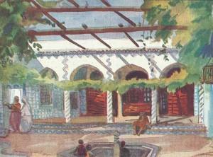 Maison du peintre Fromentin à Alger