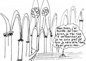 Dessin de Jérôme Lefranc