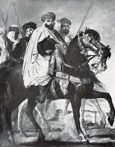 Ali Ben Hamet - Théodore Chassériau