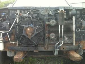 Nyksund, moteur de voiture