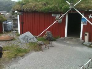 Sund, musée du moteur et forgeron
