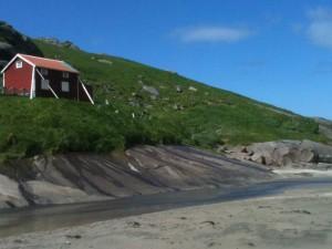 20 h- plage de Buneset- Lofoten