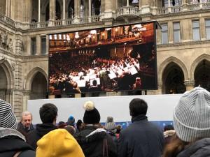 Vienne concert du nouvel an