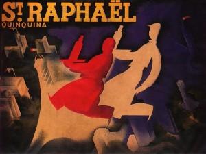 Affiche St Raphaël Quinquina