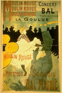 Affiche Toulouse Lautrec