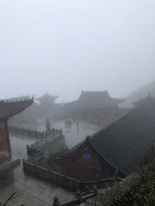 Fan jing Shan, pagodes